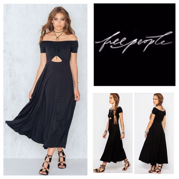 604135bc565e Free People Dresses & Skirts - 🆕Free People Dance With Me Jersey Dress.